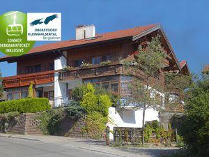 Ferienwohnung für 4 Personen (55 m²) ab 75 € in Fischen im Allgäu