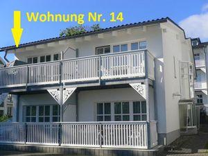 Ferienwohnung für 4 Personen (60 m²) ab 60 € in Göhren (Rügen)