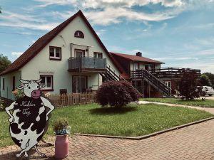 Ferienwohnung für 4 Personen (74 m²) ab 80 € in Hofgeismar
