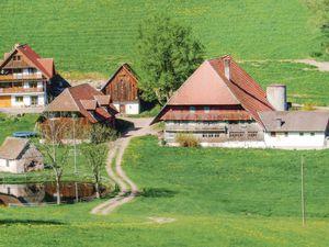 Ferienwohnung für 4 Personen (47 m²) ab 64 € in Hornberg