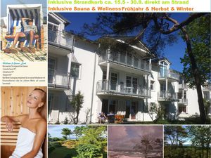 Ferienwohnung für 4 Personen (45 m²) ab 54 € in Juliusruh