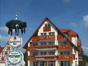 Ferienwohnung für 5 Personen ab 100 € in Kirchensittenbach