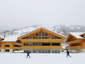 Ferienwohnung für 4 Personen (85 m²) ab 245 € in Lenk im Simmental