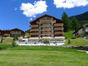 Ferienwohnung für 4 Personen (96 m²) ab 248 € in Leukerbad