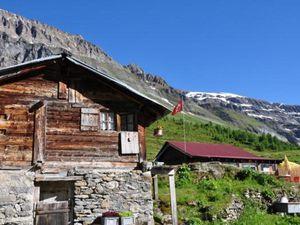 Ferienwohnung für 3 Personen (25 m²) ab 55 € in Leukerbad