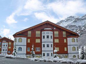 Ferienwohnung für 6 Personen (98 m²) ab 257 € in Leukerbad