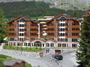 Ferienwohnung für 6 Personen (130 m²) ab 362 € in Leukerbad