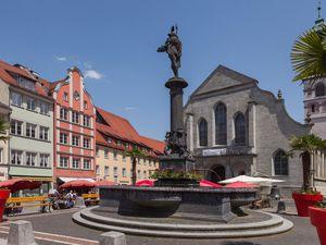 Ferienwohnung für 4 Personen ab 130 € in Lindau