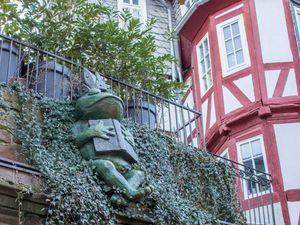 Ferienwohnung für 3 Personen (27 m²) ab 84 € in Marburg