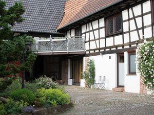 Ferienwohnung für 2 Personen (20 m²) ab 38 € in Minfeld