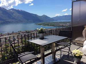 Ferienwohnung für 4 Personen (70 m²) ab 90 € in Minusio