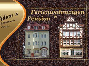 Ferienwohnung für 4 Personen (55 m²) ab 75 € in Mühlhausen (Thüringen)
