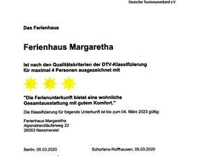 Ferienwohnung für 5 Personen (75 m²) ab 58 € in Neßmersiel