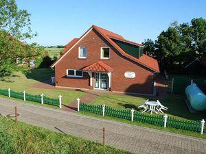 Ferienwohnung für 5 Personen (55 m²) ab 55 € in Neßmersiel