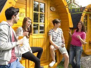 Ferienwohnung für 4 Personen (9 m²) ab 50 € in Nohra (Wipper)
