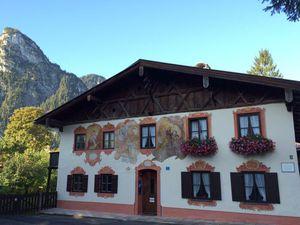 Ferienwohnung für 2 Personen (30 m²) in Oberammergau