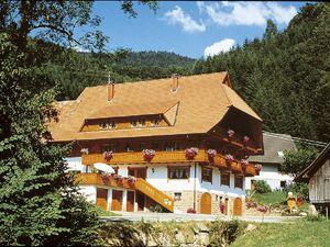 Ferienwohnung für 2 Personen (25 m²) ab 35 € in Oberharmersbach
