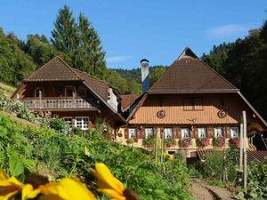 Ferienwohnung für 5 Personen ab 110 € in Oberharmersbach