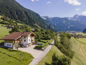 Ferienwohnung für 5 Personen (55 m²) ab 130 € in Ramsau im Zillertal