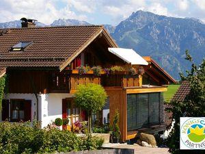 Ferienwohnung für 4 Personen (65 m²) ab 17 € in Rieden am Forggensee