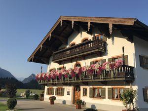 Ferienwohnung für 2 Personen (50 m²) ab 52 € in Ruhpolding