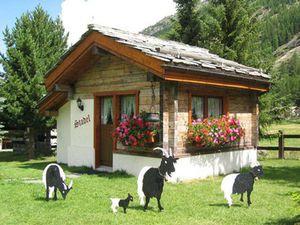 Ferienwohnung für 2 Personen (18 m²) ab 49 € in Saas Grund
