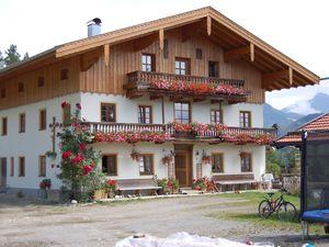 Ferienwohnung für 4 Personen (71 m²) ab 108 € in Samerberg