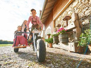 Ferienwohnung für 4 Personen (60 m²) ab 57 € in Schöllnach