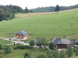 Ferienwohnung für 5 Personen (85 m²) ab 61 € in Schonach im Schwarzwald