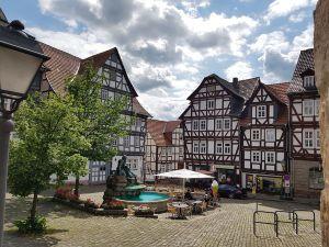 Ferienwohnung für 4 Personen (35 m²) ab 44 € in Spangenberg