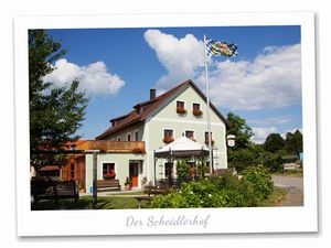 Ferienwohnung für 3 Personen (56 m²) ab 60 € in Theisseil