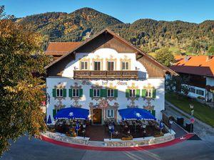 Ferienwohnung für 4 Personen (56 m²) in Unterammergau