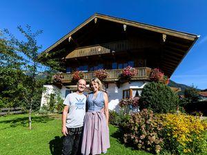 Ferienwohnung für 4 Personen (73 m²) ab 91 € in Unterwössen