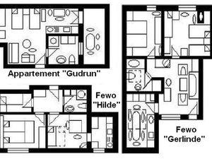 Ferienwohnung für 15 Personen (155 m²) ab 250 € in Usingen