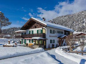 Ferienwohnung für 3 Personen (40 m²) ab 47 € in Wallgau