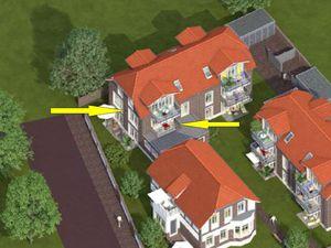 Ferienwohnung für 3 Personen (55 m²) in Wangerooge