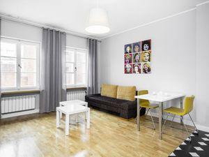 Ferienwohnung für 4 Personen (40 m²) ab 39 € in Warschau